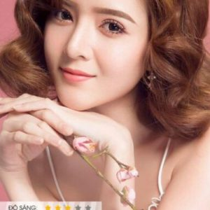 contact lens Opal Brown