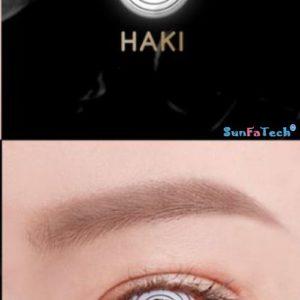 contact lens hoa trang haki