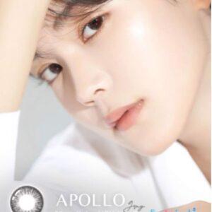 contact lens apollo gray
